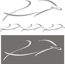 Wandschablonen Schablone Wandschablone Malerschablone Kindermotiv Delphin Delfin