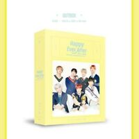 BTS Japan Official Fanmeeting Vol 4 Happy Ever After Limited Edition Blu-ray