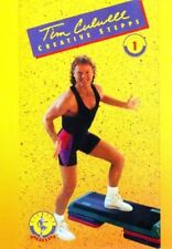 TIM CULWELL CREATIVE STEPPS VOLUME 1 DVD STEP WORKOUT NEW TO DVD WAS ONLY ON VHS