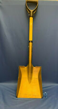 "AMPCO S-84FG Square Shovel, 22"" Handle, 9"" x 11"" Blade"