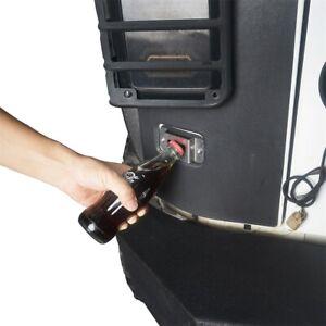 Offroad License Plate Delete Bottle Opener For Jeep Wrangler JK JKU 2007-2018