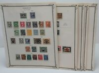 Paraguay 1879/1936 strong collection to include good ranges of Riva  M&FU Stamps