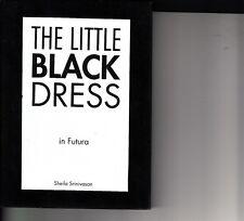 The Little Black Dress in Futura Sheila Srinivasan Look Book Fashion Art