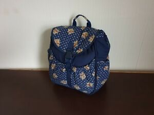 Rucksack Navy Mix Colour  Used
