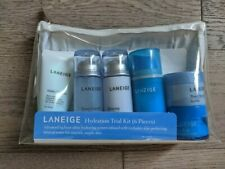 Laneige Hydration Trial Kit 6 pieces Water Bank Cream Mask Serum Cleanser