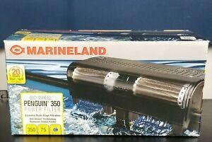 Marineland PF0350B 350GPH Penguin Power Filter open box new