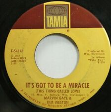 Soul 45 Marvin Gaye & Kim Weston - It'S Got To Be A Miracle (This Thing Called L