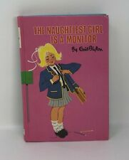 THE NAUGHTIEST GIRL IS A MONTIOR Enid Blyton Vintage Hardcover 1973