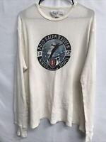 🌴Polo Ralph Lauren 1967 Winter Sports Bleecker Men's 2XL Long Sleeve Shirt🌴