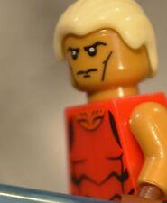 Custom made for LEGO blocks USA seller DC Superheroes Young Justice AQUA LAD