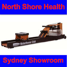 WATER ROWER CLUB Rowing Machine. Visit our SYDNEY DISPLAY SHOWROOM !!