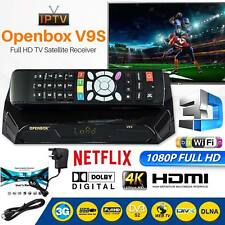 Openbox V9s 2017 Genuine Digital Full HD TV Satellite Receiver Build Inwifi IPTV