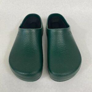 New w/o Box Birkenstock Super-Birki Green Regular - Select Size