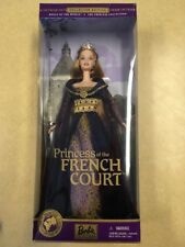 Barbie 'Princess Of The French Court' Dolls of the World Princess Collection