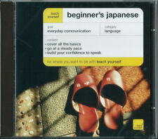 Teach Yourself Beginner's Japanese by Helen Gilhooly (AudioCD, 2003, 2 CDs)