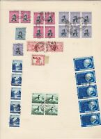 haiti stamps page ref 17028