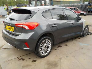 FORD FOCUS MK4 2018-2021 COMPLETE REAR AXLE BEAM SUSPENSION WITH BRAKE DISCS