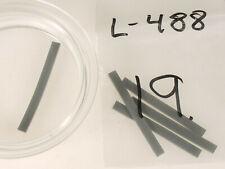 PRL) SEKONIC DIGI-SPOT L-488 LIGHT METER ESPOSIMETRO STRISCIA GOMMA RUBBER STRIP