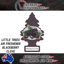 Little Trees Air Freshener Blackberry Clove X 24 - Car Truck Taxi Uber Home