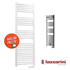 Termoarredo elettrico Lazzarini Cortina acciaio scaldasalviette con termostato