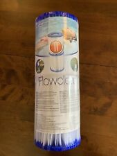 More details for bestway flowclear pool pump filter cartridge unopened brand new!!!