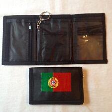 Porte Monnaie Portugal / Drapeau Portugais / Portefeuilles / 13 cm X 9 cm