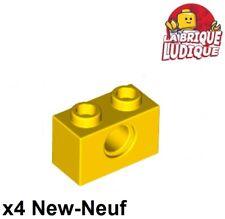 x1 @@ YELLOW @@ JAUNE LEGO 6182 @@ Brick Arch 1 x 4 x 2