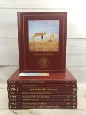 North American Hunting Club Books Lot of 9 Elk Whitetail Bowhunting Turkey