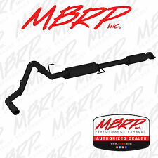 """MBRP S5256BLK 3"""" CAT BACK EXHAUST KIT 2015-2018 FORD F-150 5.0L XP SERIES"""