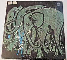 VTG VINYL Jungle Book Kipling Boris Karloff Toomai of the elephants RECORD LP A+