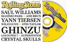 CD CARTONNE 10T YANN TIERSEN/OTIS TAYLOR/SUPERSYSTEM