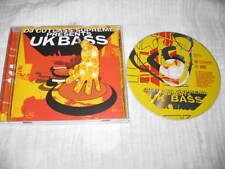 DJ Cutlass Supreme Presents UK Bass 2 CD Album Electro Techno