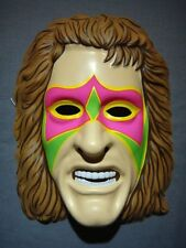 THE ULTIMATE WARRIOR WWE CHILD ADULT NEW FANCY DRESS UP WRESTLING MASK COSTUME