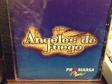 Angeles de Fuego - CD