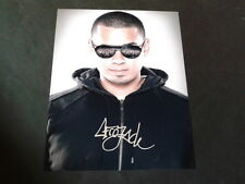 "DJ AFROJACK PP SIGNED 10""X8"" PHOTO REPRO DANCE TRANCE"