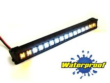 """Gear Head RC 1/10 Scale Trek Torch 5"""" LED Light Bar - White and Yellow GEA1357"""