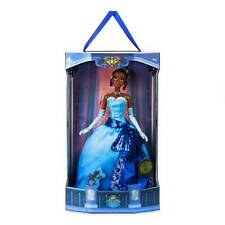 "DISNEY TIANA LIMITED EDITION DOLL 17"" ~ PRINCESS & THE FROG 10TH ANNIVERSARY~NEW"