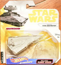 HOT WHEELS STAR WARS DISNEY IMPERIAL STAR DESTROYER INCLUDES FLIGHT STAND
