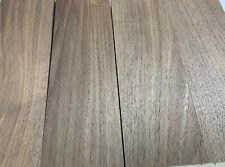 """Beautiful 12 Boards Of  Black Walnut Lumber Dried   3/4"""" x  2"""" x 16"""