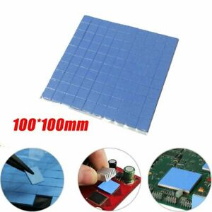 Fan Cooler Grease Paste Conductive Silicone Thermal Pad Silicone Pad Heatsink