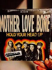 Mother Love Bone  Hold Your Head Up - 7 inch SEALED  Picture Sleeve  / PEARL JAM