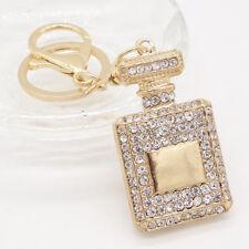Crystal Rhinestone Key Ring Bag CZ Keyring Keychain charm Pendant Gift hot G114