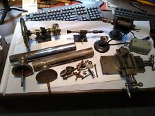 New listing watchmakers lathe parts lot