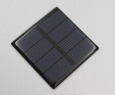 1PCS Solar Panel 2V 200MA 55*55MM Polycrystalline Silicon Plate Motor Accessory