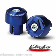 ValterMoto Lenkerenden, KAWASAKI ZX-9R, 98-05, Lenkergewichte,bar end,blau,blue