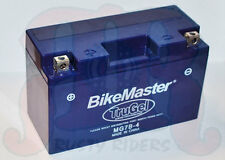 New BikeMaster TruGel Battery 2 Year Warranty Suzuki DRZ400 SM 2005 2006 2007
