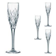 Nachtmann Imperial Sektkelch Set 4tlg Kristallglas Sektglas Sektgläser