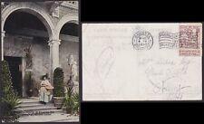 Belgique 1910 Timbre CARITAS sur Cp EXPOSITION UNIVERSELLE BRUXELLES.......X1589