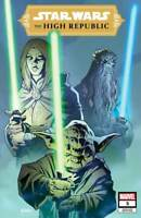 STAR WARS THE HIGH REPUBLIC #3 KEVIN WALKER EXCLUSIVE VARIANT NM YODA JEDI SITH