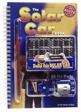 KLUTZ THE SOLAR CAR KIT. KIT AND BOOK PUBLISHED 1948.